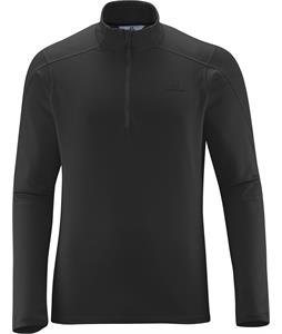 Salomon Discovery HZ Midlayer Fleece Black