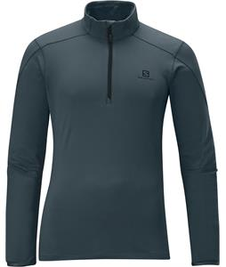 Salomon Discovery HZ Midlayer Fleece Dark Cloud