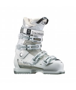 Salomon Divine 55 Ski Boots White/Shade