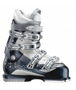 Salomon Divine 5 Ski Boots Shadow/White Pearl