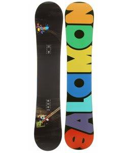 Salomon Drift Rocker Snowboard Black 154