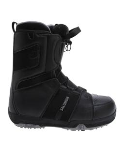 Salomon Echelon Snowboard Boots Black