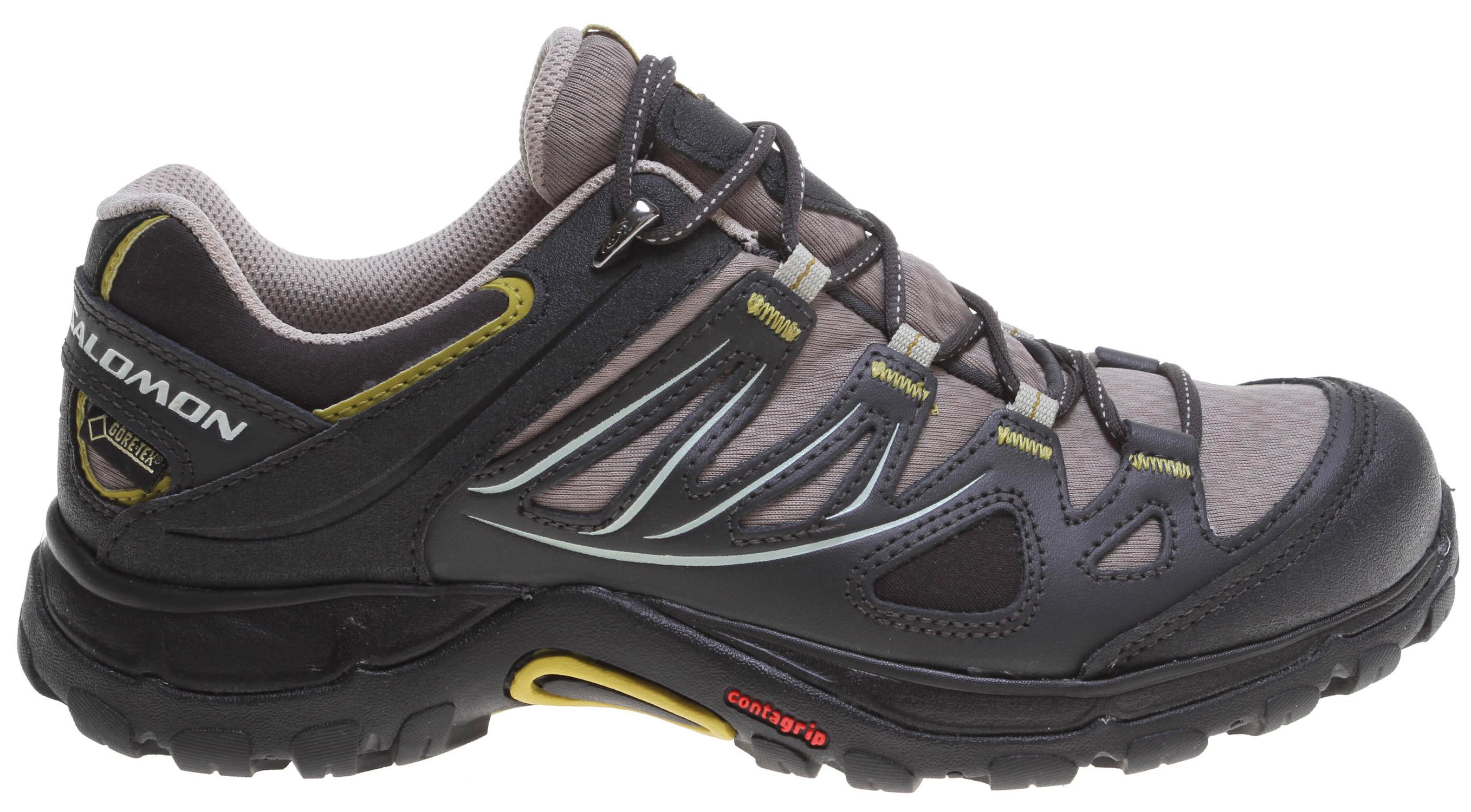Salomon Ellipse Gtx Hiking Shoes Womens