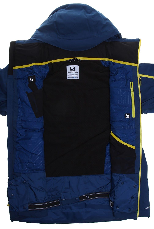Men's enduro jacket - Salomon Enduro Ski Jacket Thumbnail 3