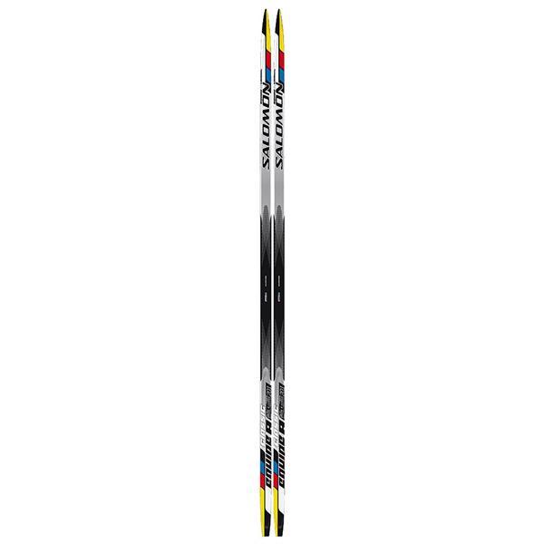 Salomon Equipe 8 Classic XC Skis