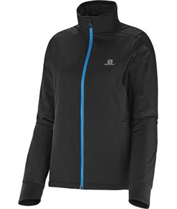 Salomon Escape Cross Country Ski Jacket Black