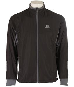 Salomon Escape XC Ski Jacket Black/Dark Coud