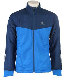 Salomon Escape XC Ski Jacket Union Blue/Midnight Blue