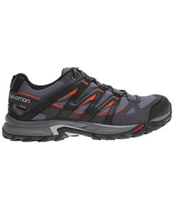 Salomon Eskape GTX Hiking Shoes Detroit/Black/Fall Orange