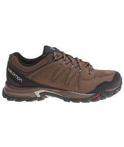 Salomon Eskape LTR Hiking Shoes Burro/Absolute Brown-X/Black