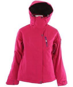 Salomon Exposure Ski Jacket Fancy Pink