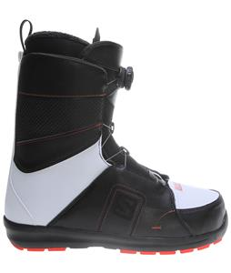 Salomon Faction BOA Snowboard Boots Black/White