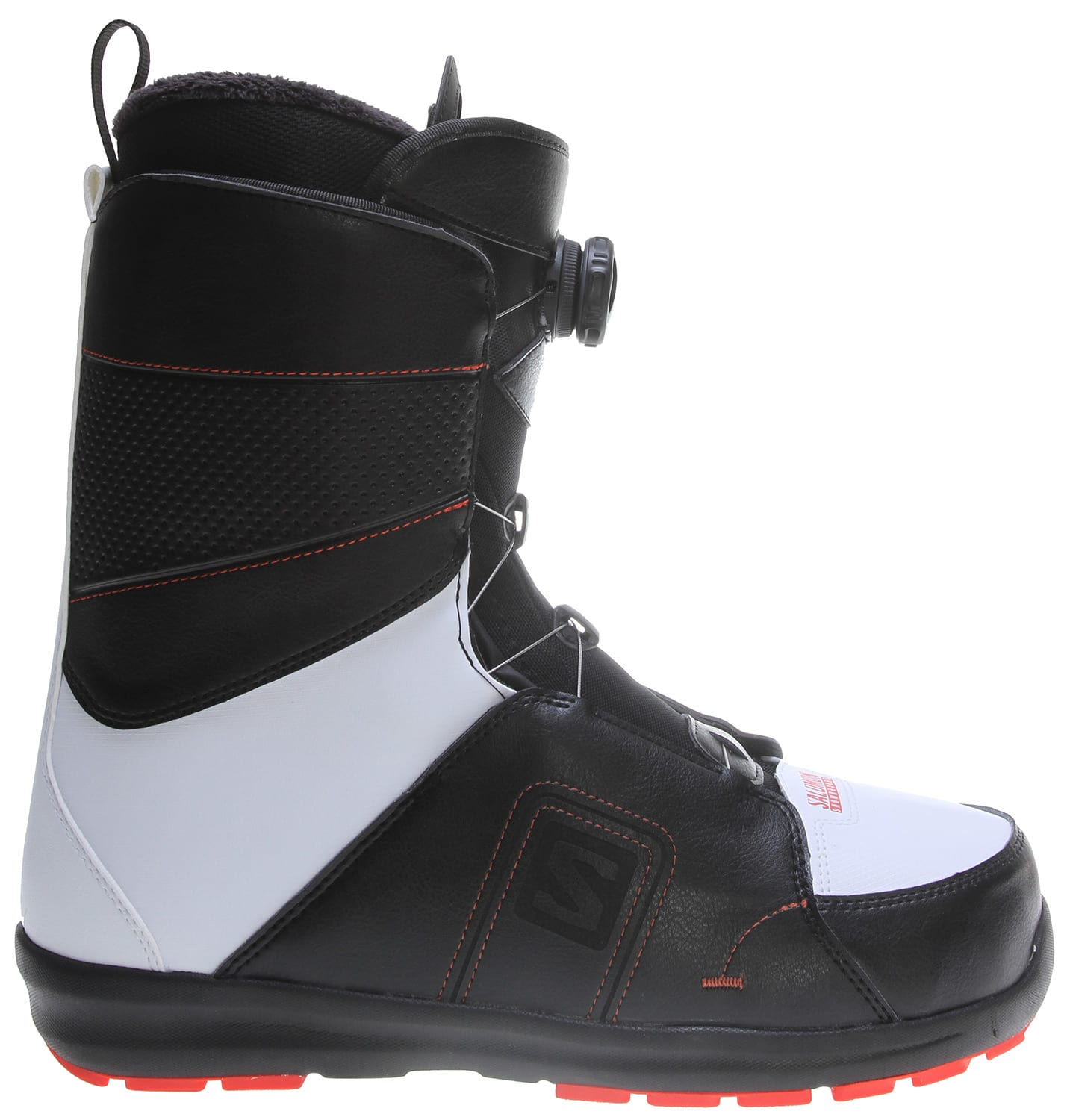 on sale salomon faction boa snowboard boots up to 55 off. Black Bedroom Furniture Sets. Home Design Ideas