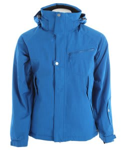 Salomon Fantasy II Ski Jacket Vibrant Blue