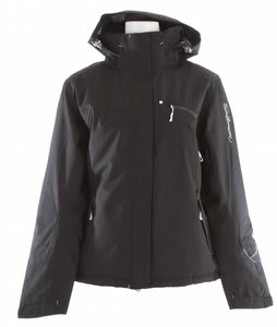 Salomon Fantasy II Ski Jacket Black