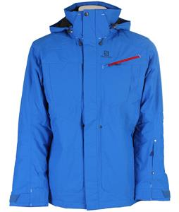 Salomon Fantasy Ski Jacket Union Blue