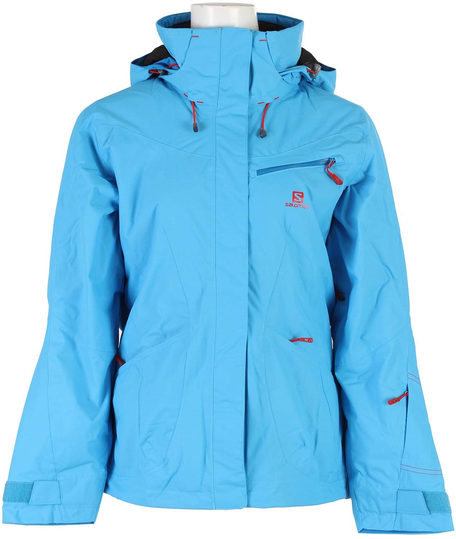 On Sale Salomon Womens Ski Jackets - Ski Jacket