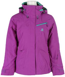Salomon Fantasy Ski Jacket Little Violette