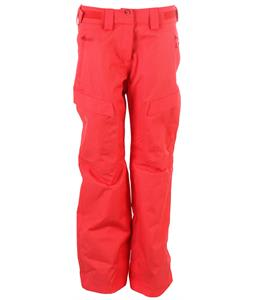 Salomon Fantasy Ski Pants Papaya-B