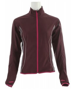 Salomon Fast III Jacket Dark Plum-X/Slate Vio