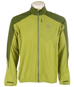 Salomon Fast Wing Jacket Dark Seaweed/Green
