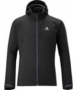 Salomon Fast Wing Hoodie Jacket Black
