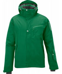 Salomon Fantasy II Ski Jacket Pineneedle