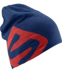 Salomon Flat Spin II Beanie Matador-X/Midnight Blue