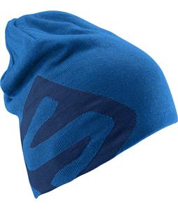 Salomon Flat Spin II Beanie Union Blue/Midnight Blue