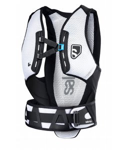 Salomon Flexcell Protective Gear Black/White