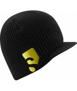Salomon Gangster Beanie Black/Corona Yellow