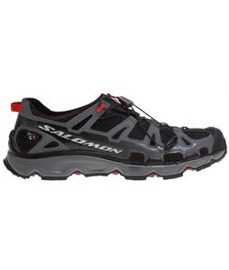 Salomon Gecko Shoes Detroit/Black/Bright Red