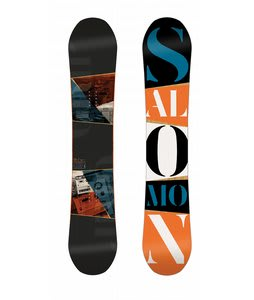 Salomon Grip Wide Snowboard 162