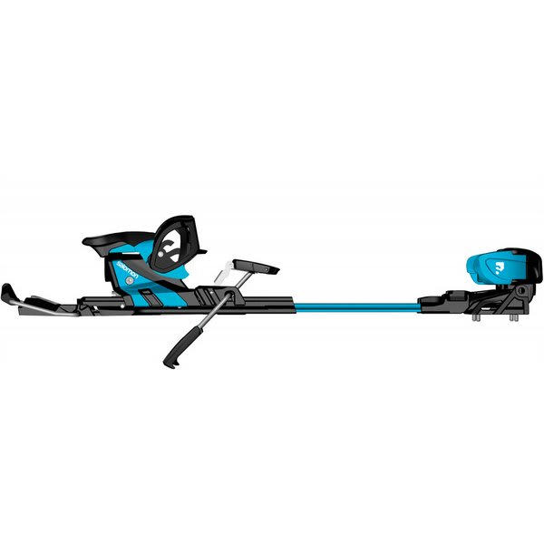 Salomon Guardian 16 L Ski Bindings