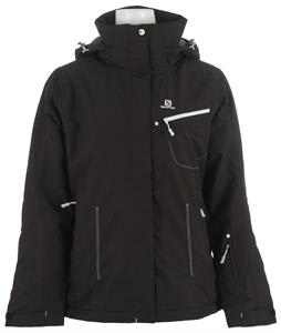 Salomon Impulse Ski Jacket Black