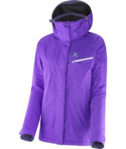 Salomon Impulse Jacket Little Violette