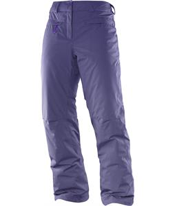 Salomon Impulse Ski Pants Artist Grey-X