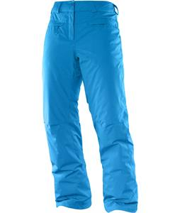 Salomon Impulse Ski Pants Methyl Blue