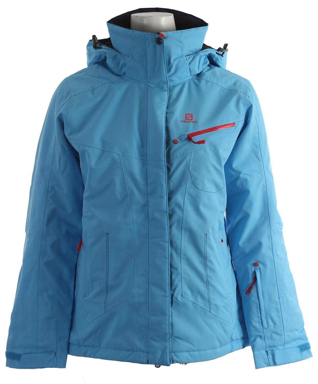 Salomon ski jackets women