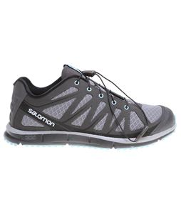 Salomon Kalalau Hiking Shoes Pewter/Autobahn/Frosty Blue