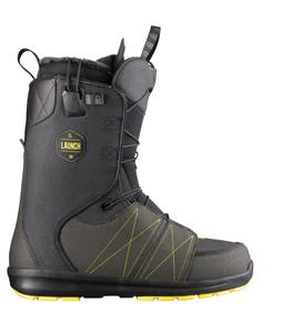 Salomon Launch Snowboard Boots Brown