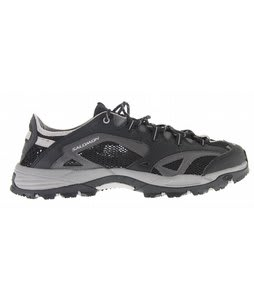 Salomon Light Amphib 3 Water Shoes Black/Autobahn/Aluminum
