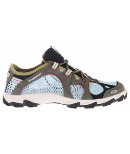 Salomon Light Amphib 3 Shoes Cold Blue X/Swamp/Black
