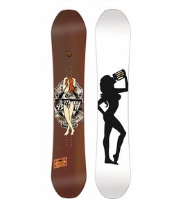 Salomon Man's Board Snowboard 156