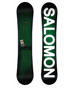 Salomon Mini Drift Rocker Wide Snowboard 146