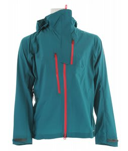 Salomon Minim Shell Ski Jacket Dark Bay Blue/Dark Bay Blue
