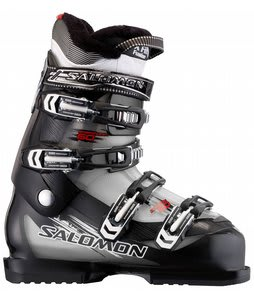 Salomon Mission 60 Ski Boots Black/Shade