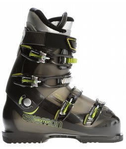 Salomon Mission Cruise Ski Boots Black/Nickle Translucent