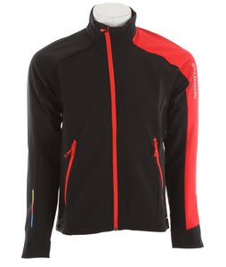 Salomon Momentum 3 Softshell Cross Country Ski Jacket