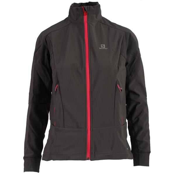 Salomon Momemtum Softshell XC Ski Jacket